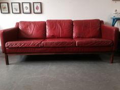 images about Vintage Danish Sofa on Pinterest Mid Century