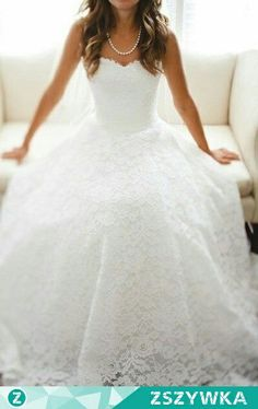*Perfect wedding dress*