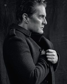 Kyle Maclachlan 2015 Photo Shoot El Pais Icon