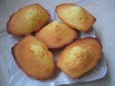 les petits plats de trinidad: Madeleines de Pierre Hermé