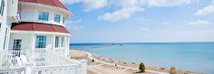 Exterior Views Photos | Blue Harbor Resort & Spa | Sheboygan Wisconsin