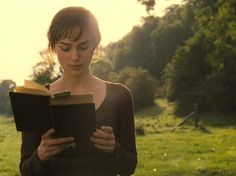 keira knightley as elizabeth bennet in pride and prejudice