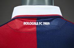 Football Shirts - Macron Bologna FC 15/16 Home Shirt SS - Replica ...