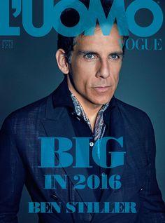 Ben Stillers Derek Zoolander is in Vogue