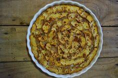 Tarte de Maçã - gluten free