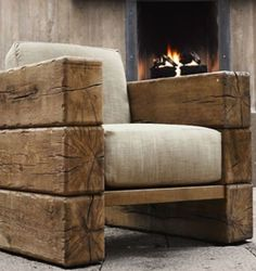 Rustic Wood Furniture And Decor Ideas – Woodworking ideas  #WoodworkIdeas
