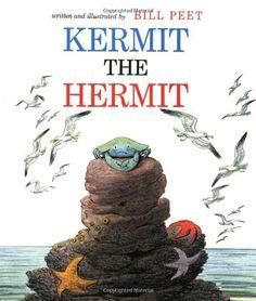 Kermit the Hermit by Bill Peet,http://www.amazon.com/dp/0395296072/ref=cm_sw_r_pi_dp_3HWetb0N70811B9K