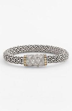 John Hardy 'Naga Gold & Silver' Medium Chain Bracelet available at Nordstrom