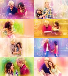 """That magical aura you get that only Auslly/Raura could give you."" I've been getting that aura ever since Auslly and Raura started. Thank you Gabby"