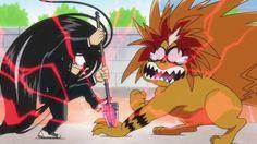 Ushio to Tora - ATP - Visitate il sito per maggiori informazioni. Anime Chibi, Anime Manga, Ushio To Tora, 2015 Tv, Fairy Tail Natsu And Lucy, Mini Comic, Anime Films, Manga Comics, Tokyo Ghoul