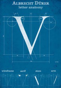 Albrecht Durer's 'V' letter by VeraCotuna http://veracotuna.deviantart.com/art/Albrecht-Durer-s-V-letter-148556400