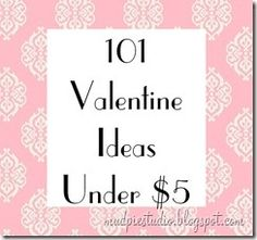 Super cute ideas for creative gifts 101 valentines under 5 00 so