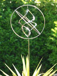 9 best Kunstobjekt images on Pinterest | Stainless steel, Garden art ...