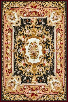 Dolls House Printed Area Rug