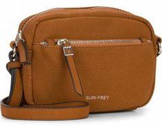 !!!Crossbody Bag braun Stanzmuster Suri Frey Romy Hetty Cognac Suri Frey, Crossbody Bag, Bags, Products, Fashion, Beautiful Shoes, Die Cutting, Artificial Leather, Sachets