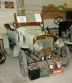 Turner petrol car