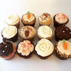 Dotación de Cupcakes deliiii
