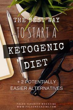 The Best Way To Start a Ketogenic Diet #ketogenic http://paleomagazine.com/how-to-start-ketogenic-diet