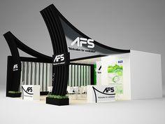 Afs Exhibition Stand Design