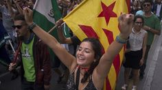 """""""Legitimacy and advantage"""": independence of Catalonia was supported by 90% of participants of a referendum"""