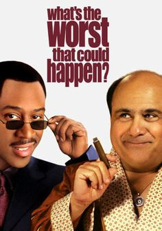What's the Worst That Could Happen? is a comedy starring two big names, Martin Lawrence and Danny DeVito Comedy Tv Shows, Comedy Movies, Hd Movies, Movies Online, Movies And Tv Shows, Movie Tv, Free Online Movie Streaming, Hd Streaming, Streaming Movies