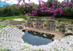 Butrint Amphitheater, Albania