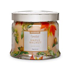 Maple Walnut 3-Wick Jar Candle- Seasonal Fragrances  MY FAVORITE!!! www.partylite.biz/cierajandreau