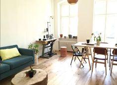Wohnzimmer Im Herzen Neukllns Wohnen In Berlin Neuklln