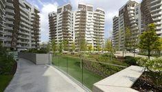 CityLife Residences | Libeskind