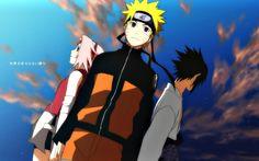 Team 7 Reborn....Wait...Where's Kakashi-sensei??? 0~0
