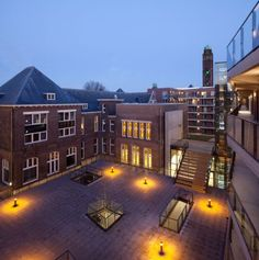 Student accommodation Delft