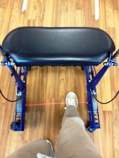 Parkinson's Tips for Freezing of Gait from UF Health Physical Therapist Source by foxrehab Physical Therapy School, Physical Therapist, Occupational Therapy Assistant, Acute Care, Elderly Care, Home Health, Health Tips, Therapy Activities, Therapy Ideas