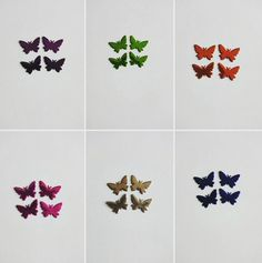 Charlies Nail Art - Large butterfly nail studs (pk of 4 in 11 colours), £0.15 (http://www.charliesnailart.co.uk/large-butterfly-nail-studs-pk-of-4-in-11-colours/)