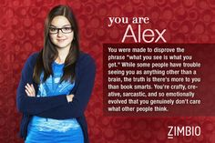 This is.... surprisingly rather accurate. So, what modern family character are you?