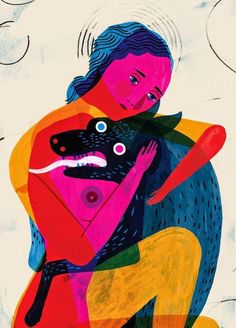 Heres a peek at my piece Demon Dog for the upcoming LGAL Skateboard Show 'Skate or Die', opening Oct lgal is part of Illustration - Art And Illustration, Illustrations And Posters, Graphic Design Illustration, Creative Illustration, Atelier Theme, Demon Dog, Fantasy Magic, Art Watercolor, Wow Art