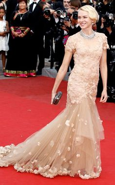 Naomi Watts in Marchesa | The House of Beccaria