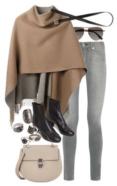 """""""Untitled #7519"""" by nikka-phillips ❤ liked on Polyvore featuring rag & bone, Tom Ford, TOMS, Isabel Marant, Forever 21, Chloé and H&M"""