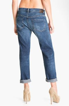 Citizens of Humanity 'Dylan' Loose Fit Jeans (Forever) I may have to cave to this trend....