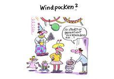 Kindergarten_KiGaPortal_Cartoon_Renate Alf_Windpocken