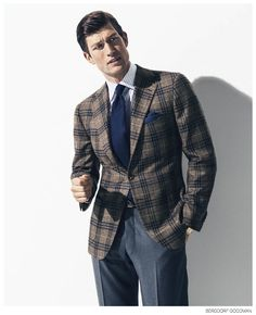 Bergdorf Goodman Highlights Fall 2014 Suiting Business Styles