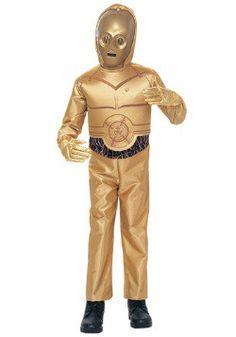 Child C3PO Deluxe Costume
