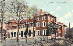 B1830 Chattanooga TN Postcard Old Ladies Home   eBay