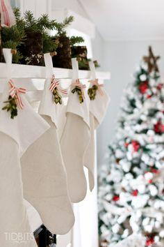 A Cottage Christmas Home Tour - Tidbits