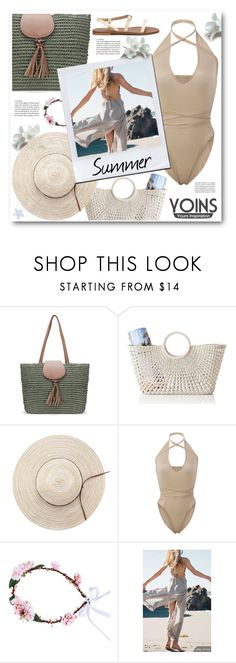 """""""Yoins"""" by tux-vij on Polyvore featuring Mark & Graham, vintage, yoins and loveyoins"""