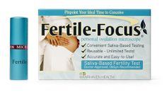 With Fertile Focus Ovulation Microscope, predicting your ovulation date becomes both trouble-free and reasonable – and without the complexity (or high cost) of urine-based tests or some fertility monitors. It is a high-quality saliva-based fertility test. Read More: http://www.home-check.net.in/fertile-focus-ovulation-microscope
