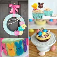 EASTER FUN EDIBLE TREATS | ... Happenings Share Your Fun Halloween Edible Crafts And Recipes Picture