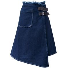 Most techniques to wear a denim skirt will be dependent your individual form, but this simplistic elegant wardrobe. Black Shorts Outfit, Outfit Jeans, Denim Fashion, Skirt Fashion, Womens Fashion, Curvy Fashion, Street Fashion, Fall Fashion, Fashion Trends