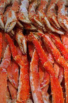 Alaska King Crab. We zitten tenslotte in het land van de Deathliest catch - Great Deals at www.AlaskaKingCrabs.com