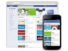Facebook presenta App Center su propia tienda de Aplicaciones