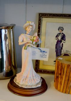 primary research- vintage bits and bobs from a charity shop